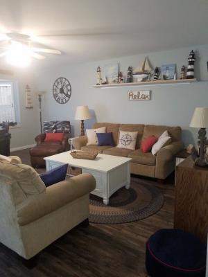 Fully furnished and ready to be your home away from home in Lakeport MI.