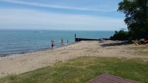 Short walk to Lake Huron and Burtchville Township Park